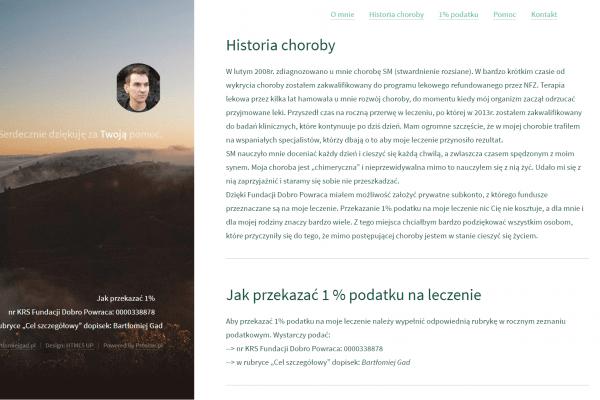 https://bartlomiejgad.pl